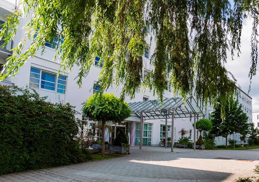 Caritas-Krankenhaus St. Josef Regensburg